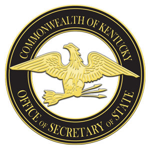 Kentucky Secretary of State Logo