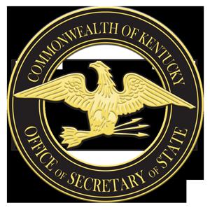 Kentucky Secretary of State Logo